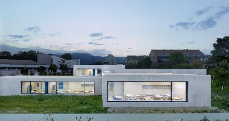 Pierre Alain Dupraz, architecte audacieux et positif