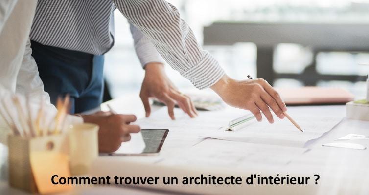 comment trouver un architecte interieur