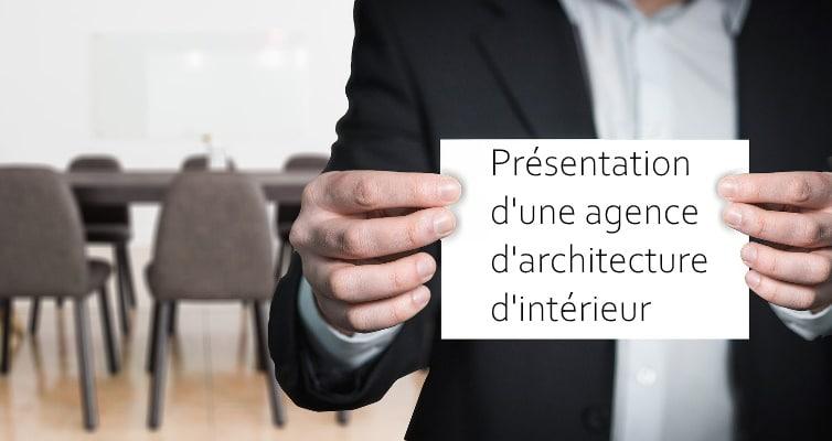 présentation agence architecture
